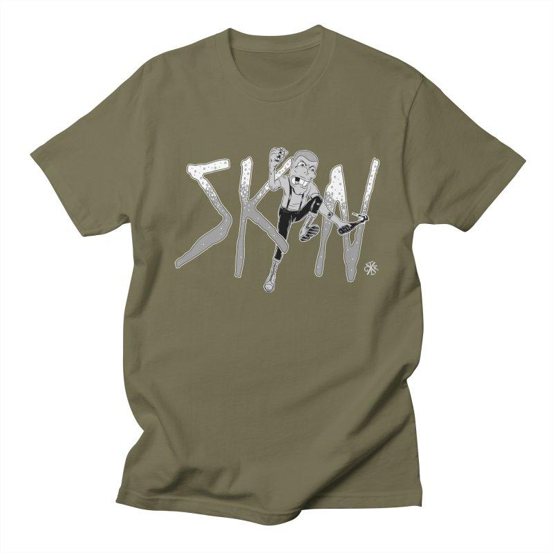 Skin Men's Regular T-Shirt by controlx's Artist Shop