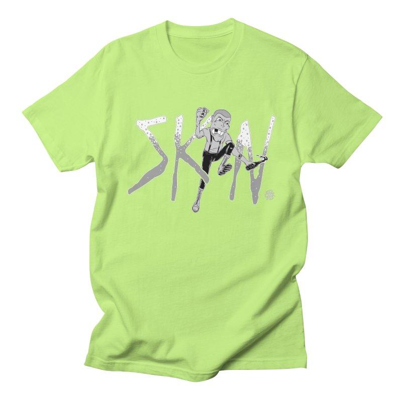 Skin Men's T-Shirt by controlx's Artist Shop