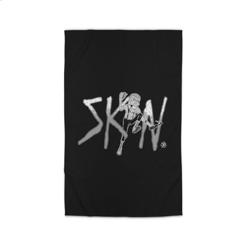 Skin Home Rug by controlx's Artist Shop