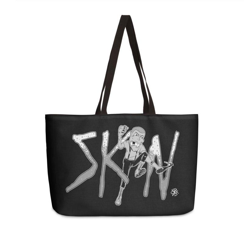 Skin Accessories Weekender Bag Bag by controlx's Artist Shop