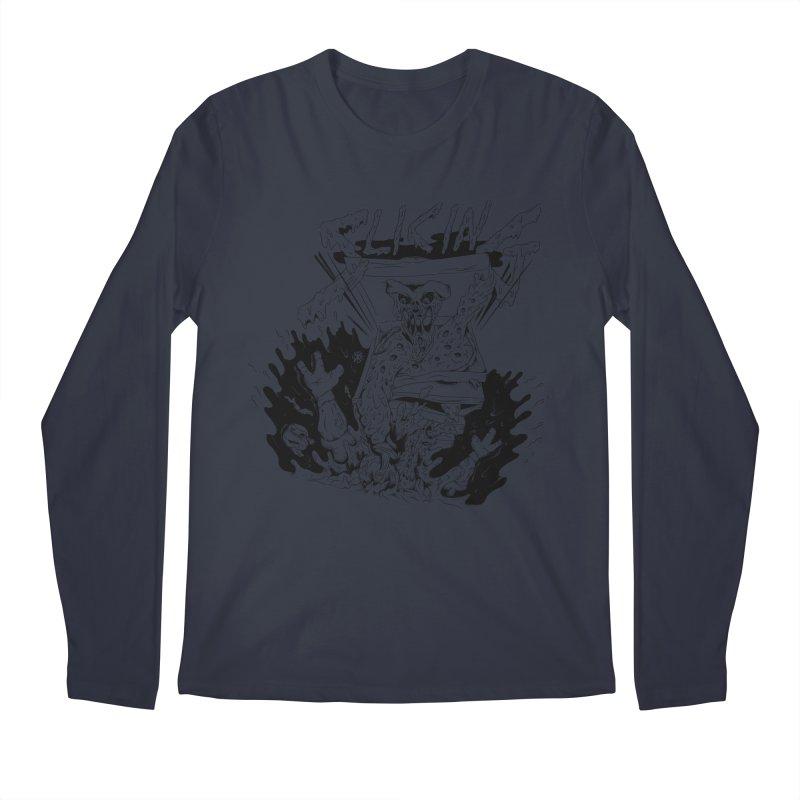 Slicing Men's Longsleeve T-Shirt by controlx's Artist Shop