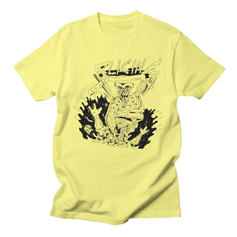 Slicing Men's T-Shirt by controlx's Artist Shop