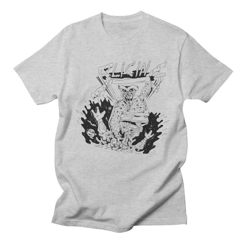 Slicing Women's Regular Unisex T-Shirt by controlx's Artist Shop