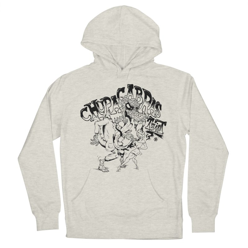 Chupacabras Twist Men's Pullover Hoody by controlx's Artist Shop