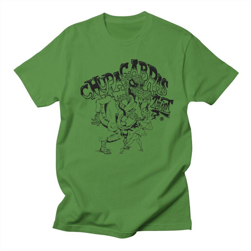 Chupacabras Twist Men's T-Shirt by controlx's Artist Shop