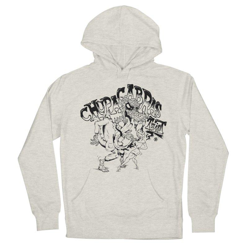 Chupacabras Twist Men's Pullover Hoody by controlx's Artist Shop