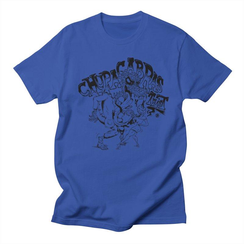 Chupacabras Twist Women's Regular Unisex T-Shirt by controlx's Artist Shop