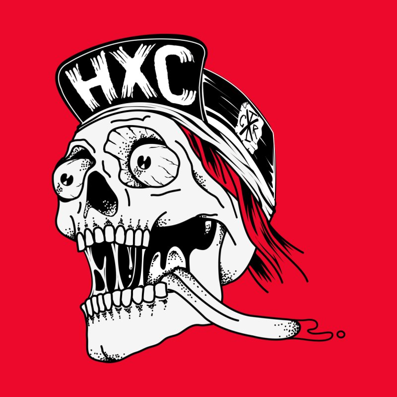 HxC Skull by controlx's Artist Shop