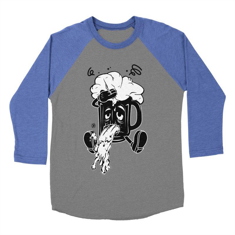 Beer Drunk! Women's Baseball Triblend Longsleeve T-Shirt by controlx's Artist Shop