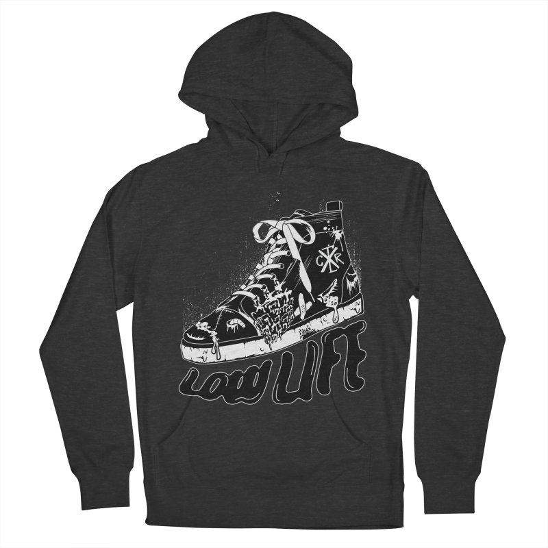 Low LIfe Women's French Terry Pullover Hoody by controlx's Artist Shop