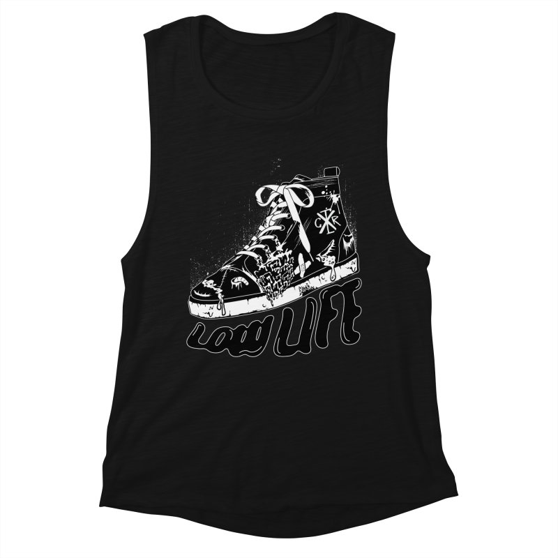 Low LIfe Women's Muscle Tank by controlx's Artist Shop