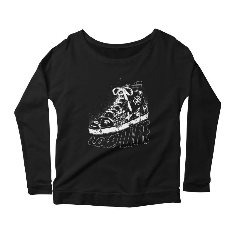 Low LIfe Women's Scoop Neck Longsleeve T-Shirt by controlx's Artist Shop