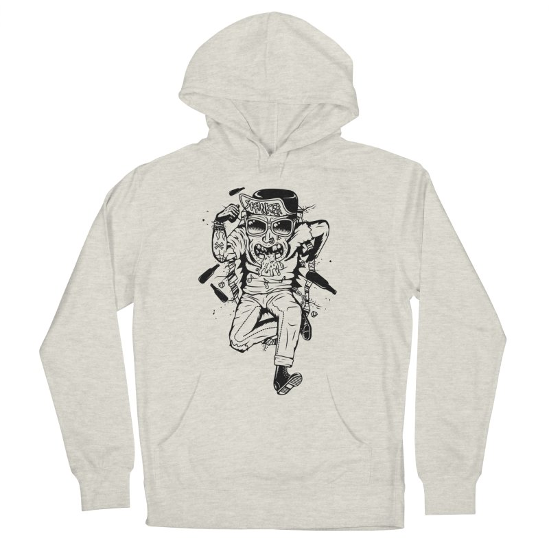 Skanker Men's Pullover Hoody by controlx's Artist Shop