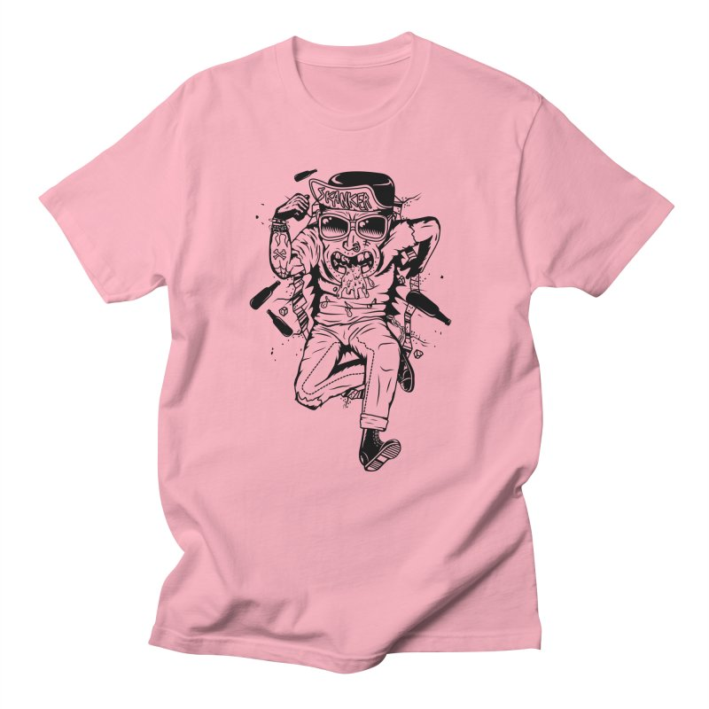 Skanker Men's Regular T-Shirt by controlx's Artist Shop