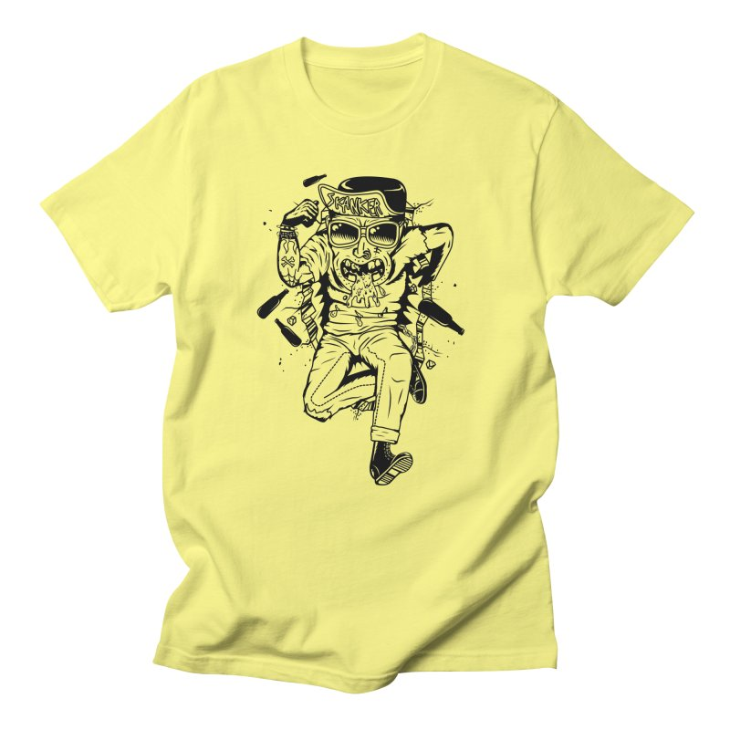 Skanker Men's T-Shirt by controlx's Artist Shop