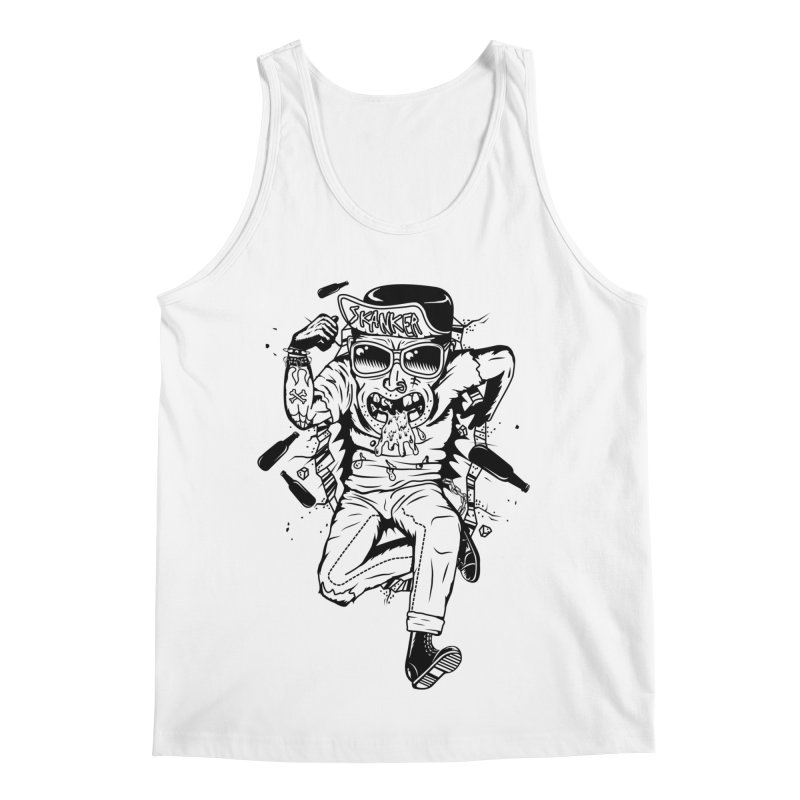Skanker Men's Tank by controlx's Artist Shop