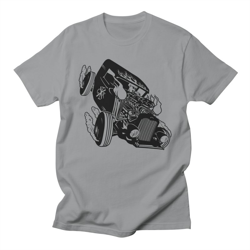 Rartrod Men's Regular T-Shirt by controlx's Artist Shop