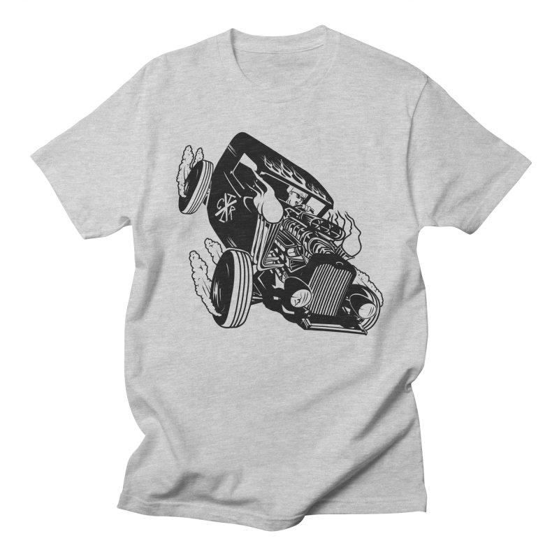 Rartrod Men's Regular T-Shirt by controlx's Artist Shop