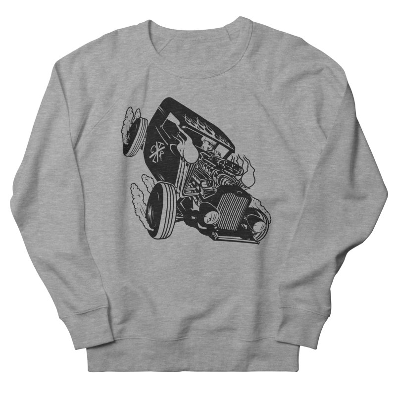 Rartrod Men's French Terry Sweatshirt by controlx's Artist Shop