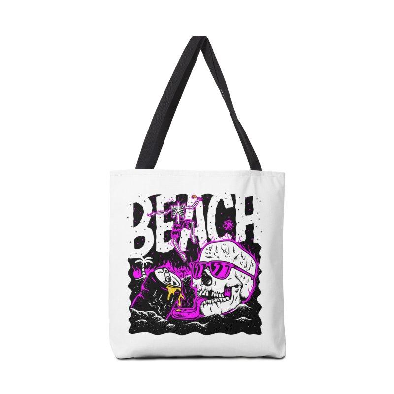 Beach Accessories Tote Bag Bag by controlx's Artist Shop