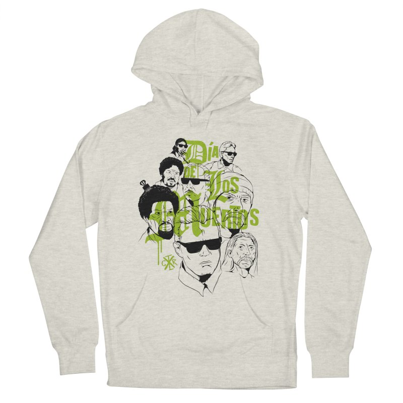 Miklo's solution Men's French Terry Pullover Hoody by controlx's Artist Shop