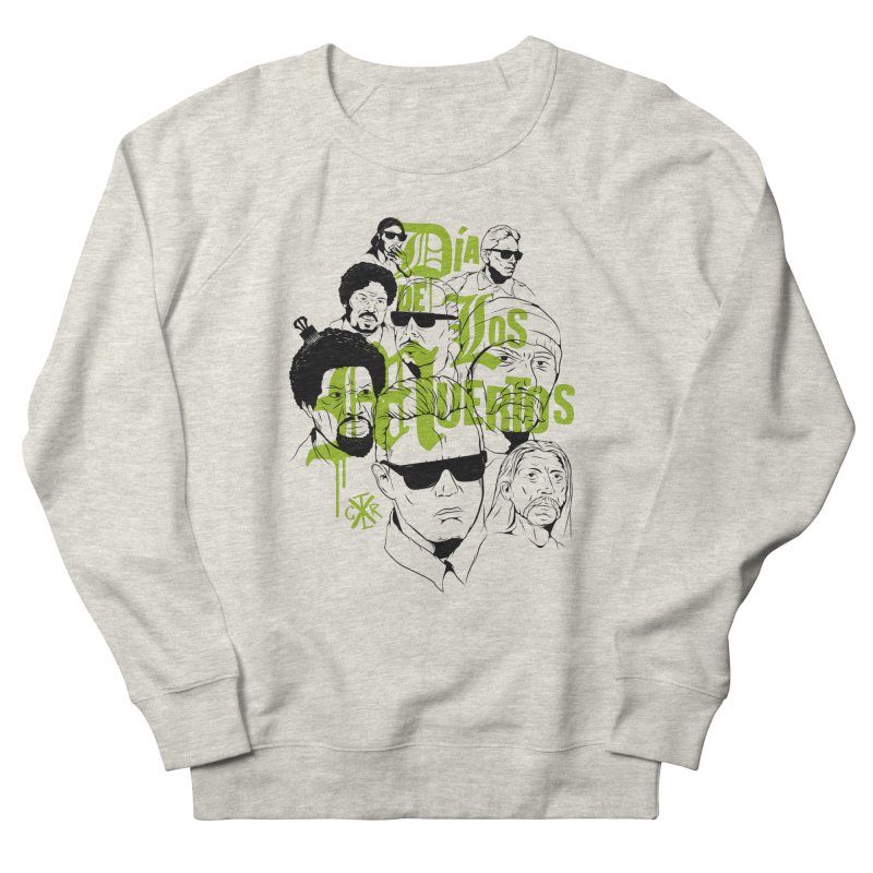 Miklo's solution Men's French Terry Sweatshirt by controlx's Artist Shop