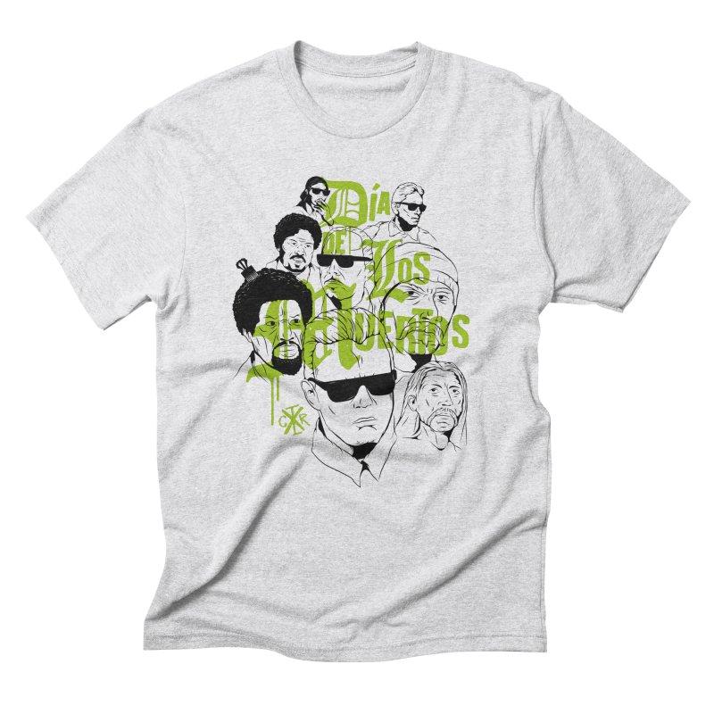 Miklo's solution Men's Triblend T-Shirt by controlx's Artist Shop