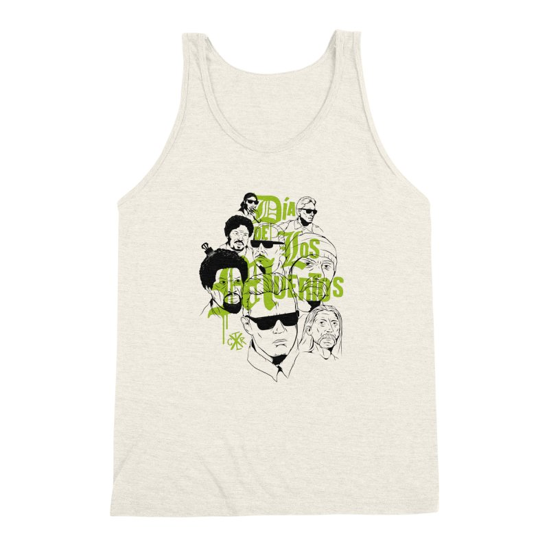 Miklo's solution Men's Triblend Tank by controlx's Artist Shop