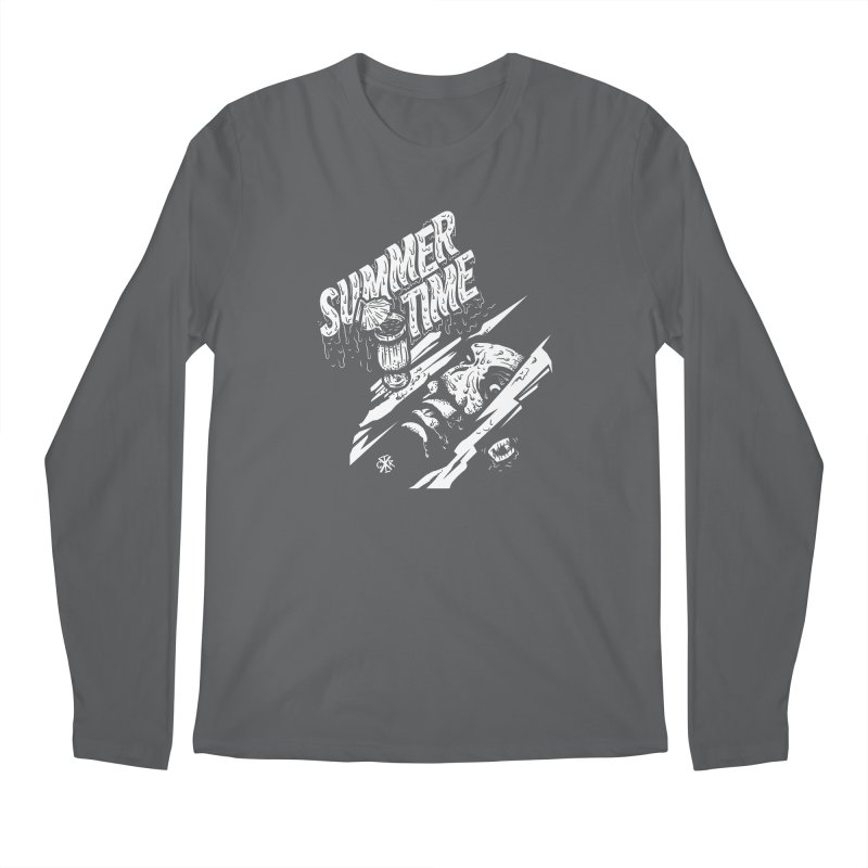 Summer Times Men's Longsleeve T-Shirt by controlx's Artist Shop