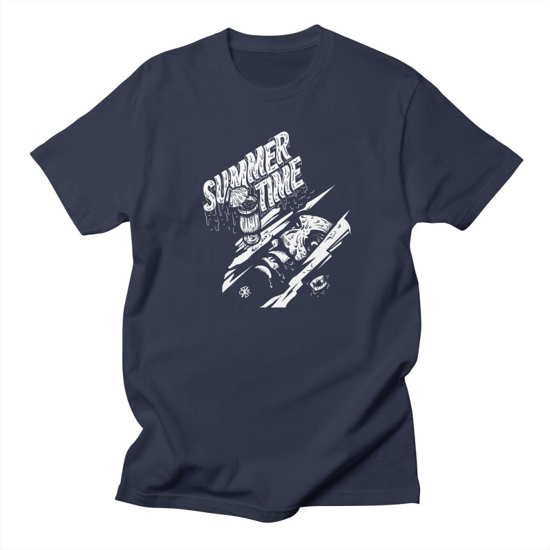 Summer Times Women's Regular Unisex T-Shirt by controlx's Artist Shop