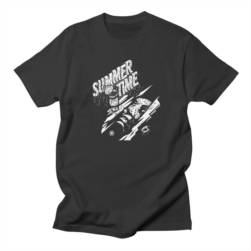 Summer Times Men's Regular T-Shirt by controlx's Artist Shop