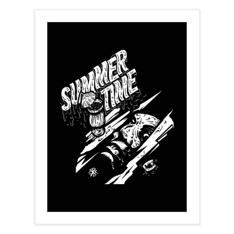 Summer Times Home Fine Art Print by controlx's Artist Shop