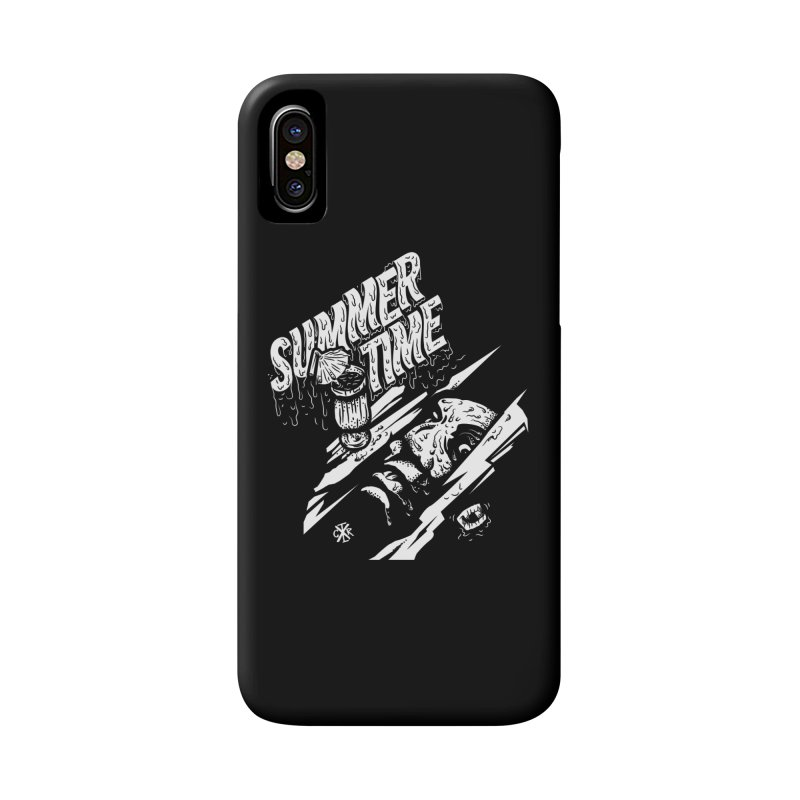 Summer Times Accessories Phone Case by controlx's Artist Shop