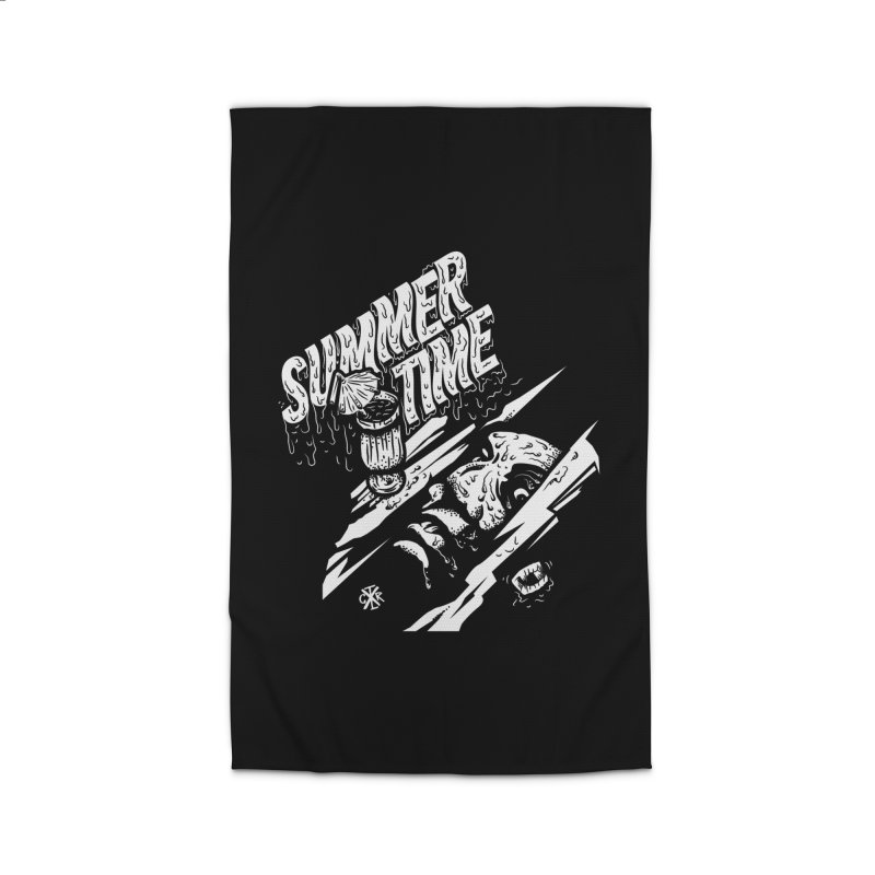 Summer Times Home Rug by controlx's Artist Shop