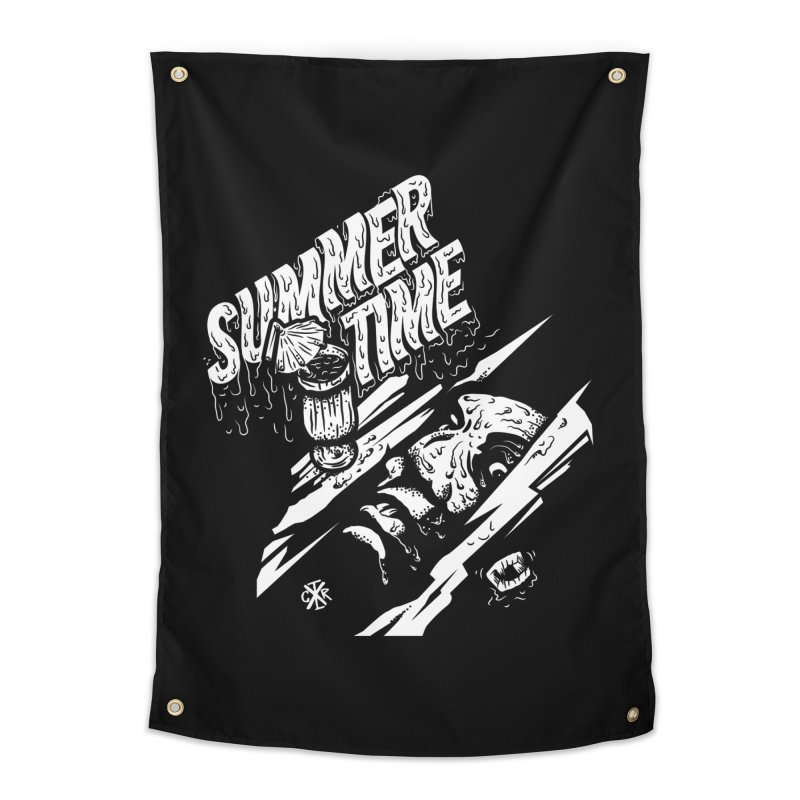 Summer Times Home Tapestry by controlx's Artist Shop