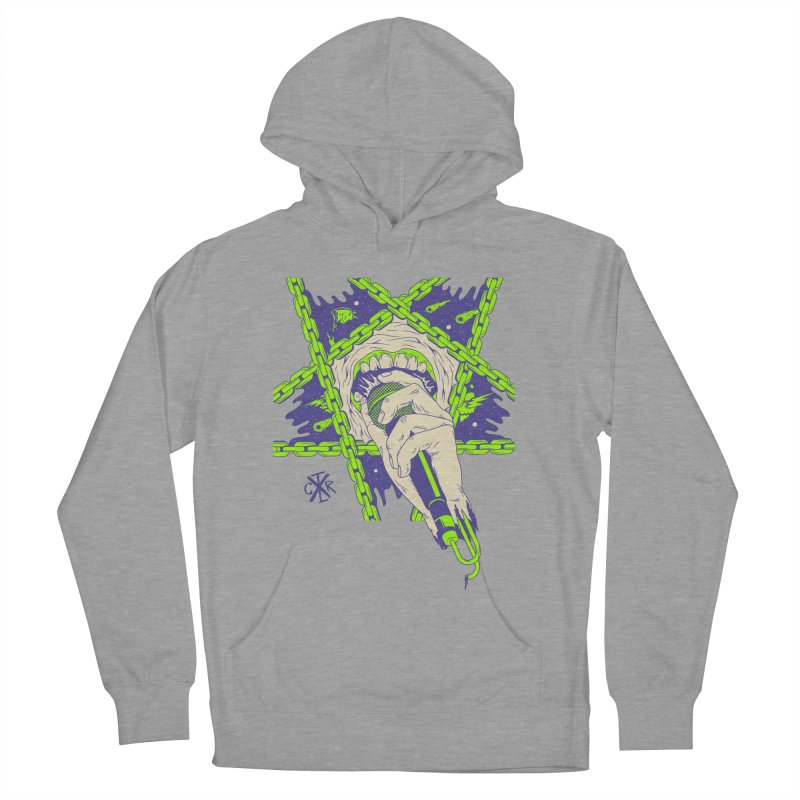Other singer.... Women's French Terry Pullover Hoody by controlx's Artist Shop