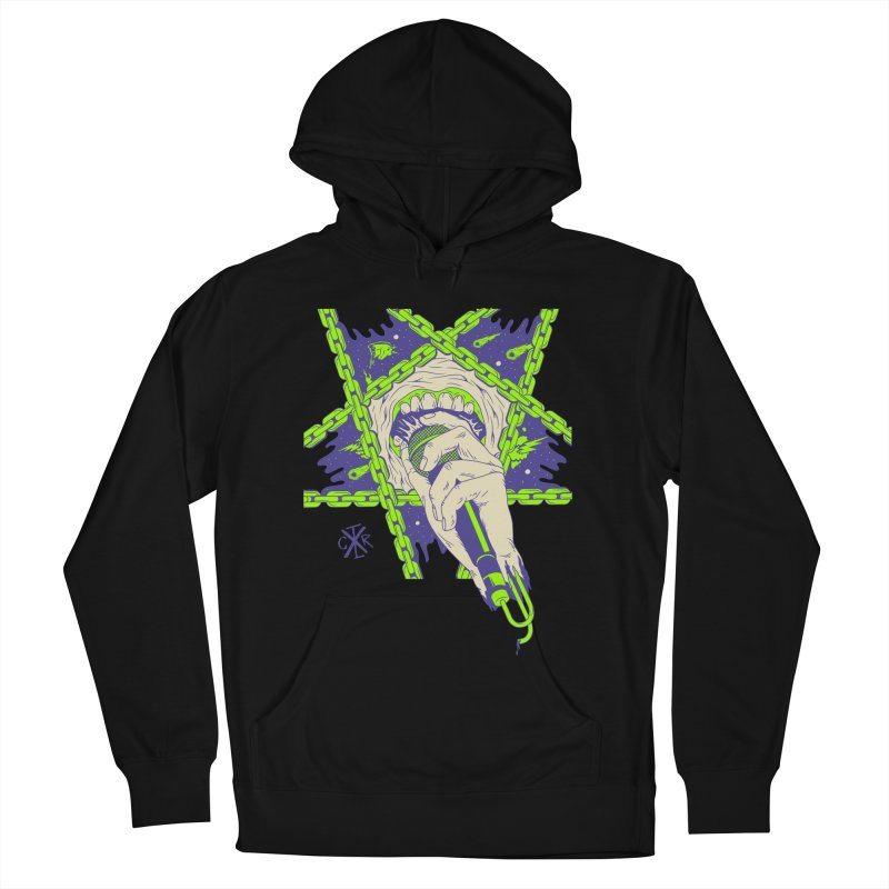Other singer.... Men's French Terry Pullover Hoody by controlx's Artist Shop