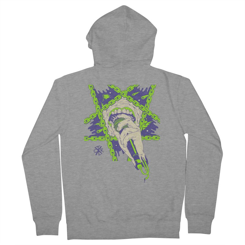 Other singer.... Women's French Terry Zip-Up Hoody by controlx's Artist Shop