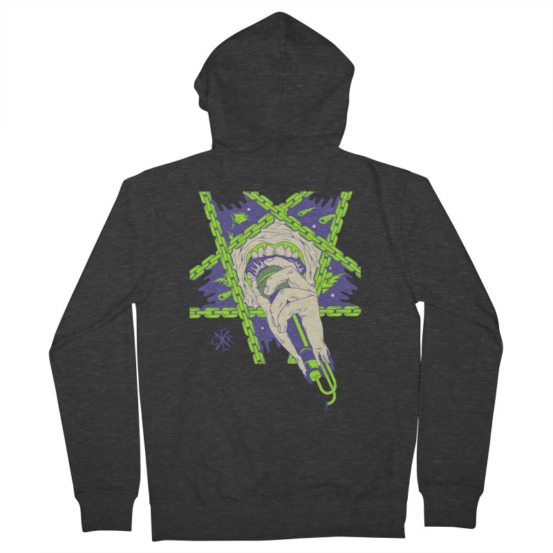 Other singer.... Men's French Terry Zip-Up Hoody by controlx's Artist Shop