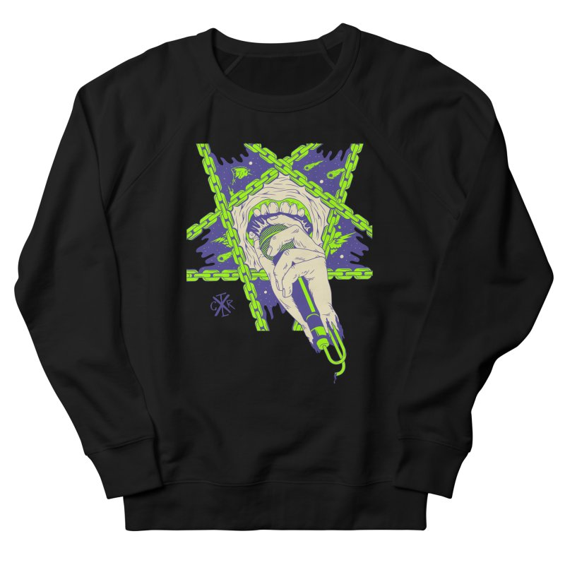 Other singer.... Women's French Terry Sweatshirt by controlx's Artist Shop
