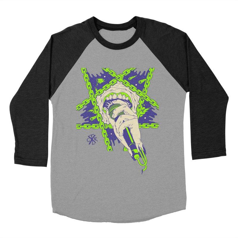 Other singer.... Women's Baseball Triblend Longsleeve T-Shirt by controlx's Artist Shop