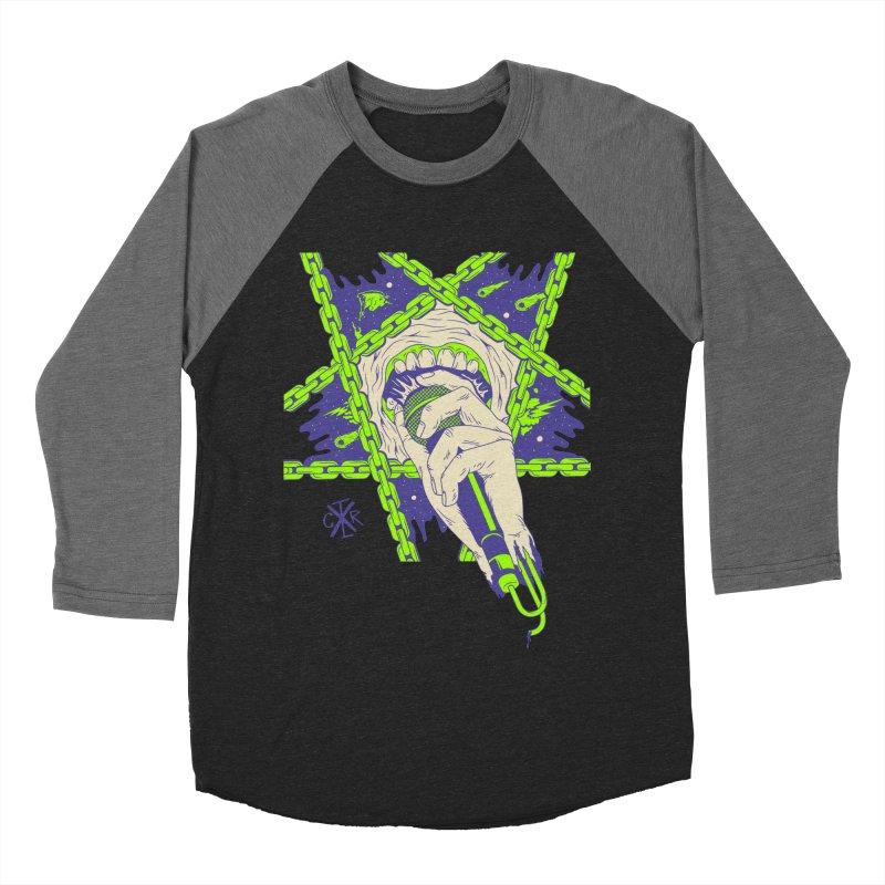 Other singer.... Men's Baseball Triblend Longsleeve T-Shirt by controlx's Artist Shop