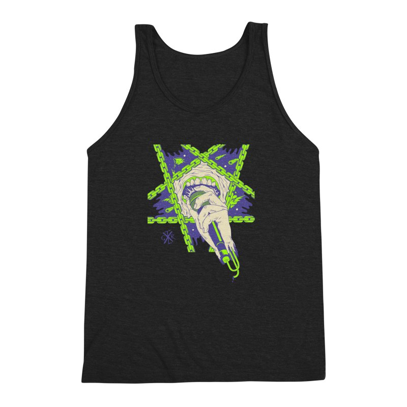 Other singer.... Men's Triblend Tank by controlx's Artist Shop