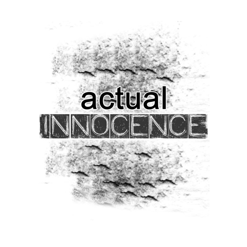 Actual Innocence Abstract - 2 by Actual Innocence and Convicted Merchandise