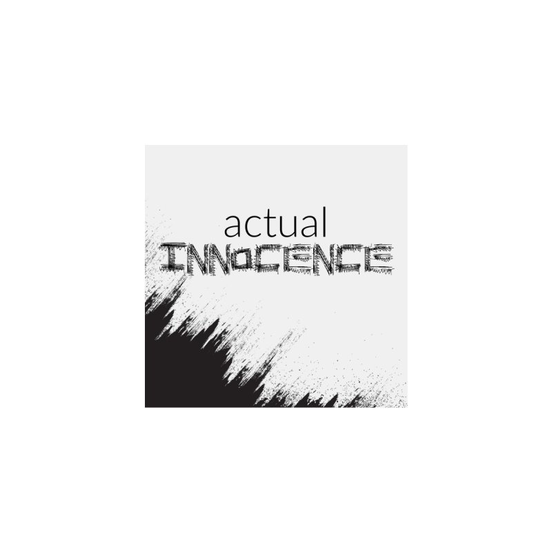 Actual Innocence Logo by Actual Innocence and Convicted Merchandise
