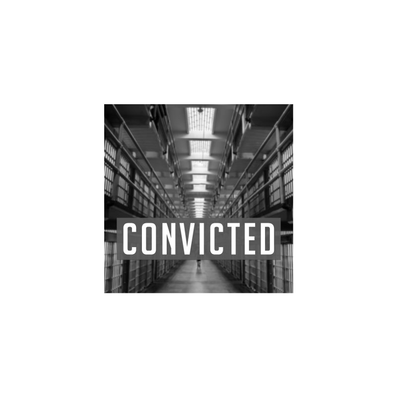 Convicted Logo by Actual Innocence and Convicted Merchandise