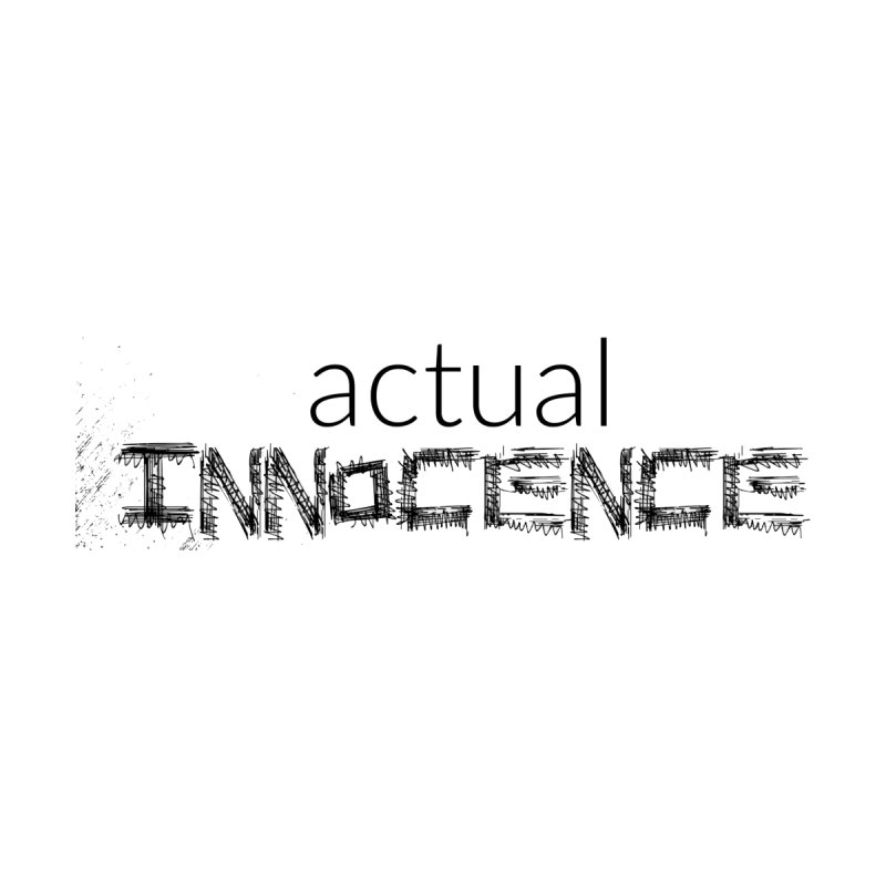 Actual Innocence Title by Actual Innocence and Convicted Merchandise