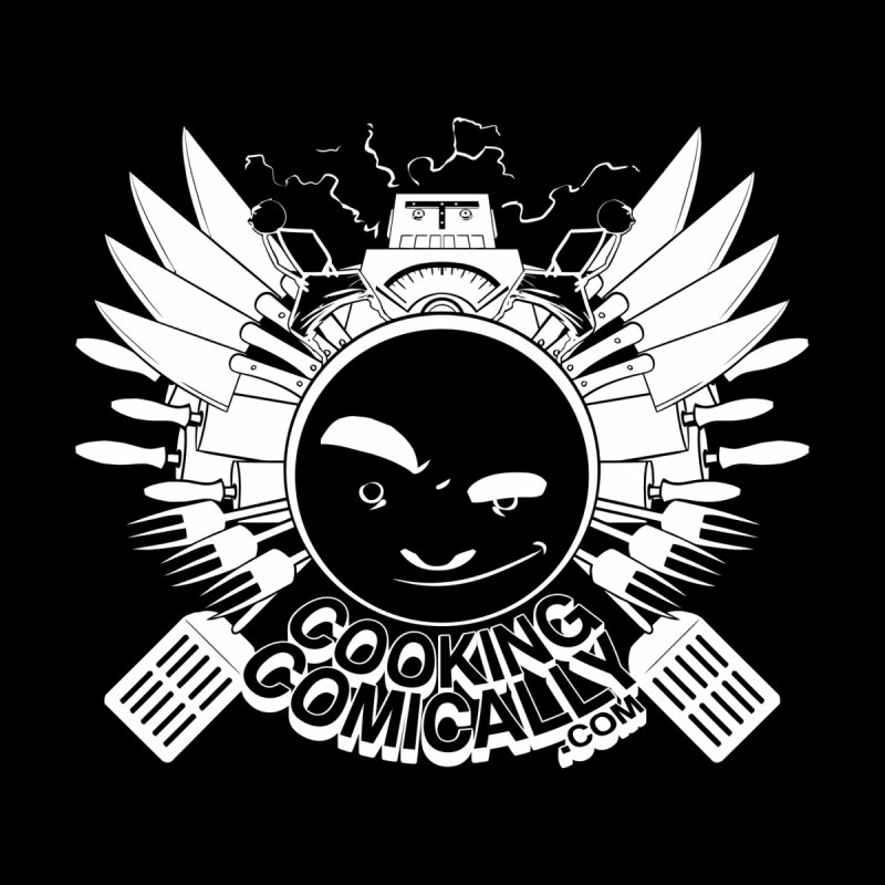 Classic Emblem by Cooking Comically Stuff