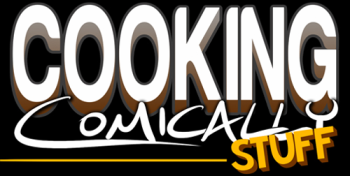 Cooking Comically Stuff Logo
