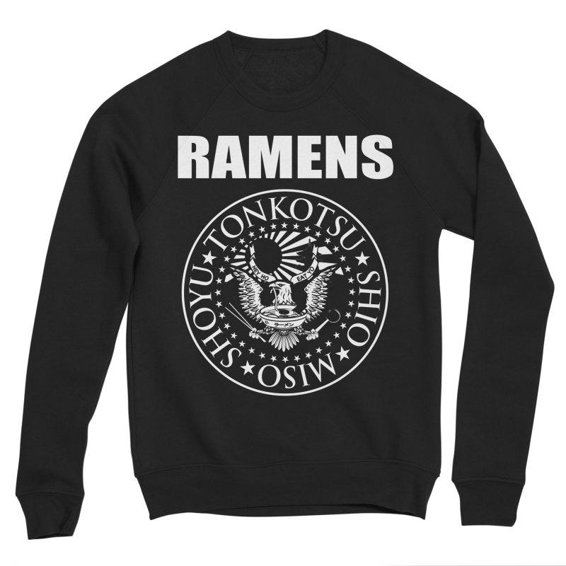 RAMENS Men's Sponge Fleece Sweatshirt by Cooks and Casseroles